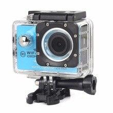 Goldfox 2.0 inch Ultra HD Wifi Action Camera 1080P 170 Degree Lens 30M Go Waterproof Pro Sport DV Bike Helmet Action camera