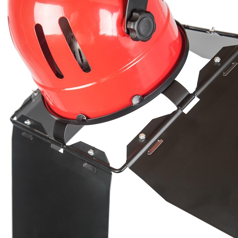 vermelho moderno lampada do teto e27 suporte 04
