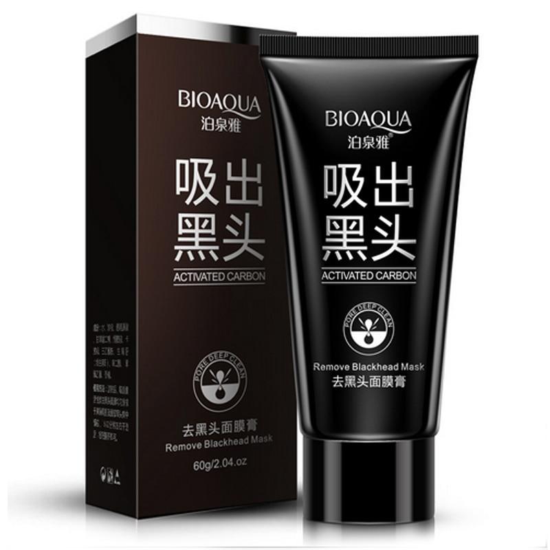 Ansigtspleje Ansigtsmaske Deep Cleansing sort maske Ansigtsmaske Nose Blackhead Remover
