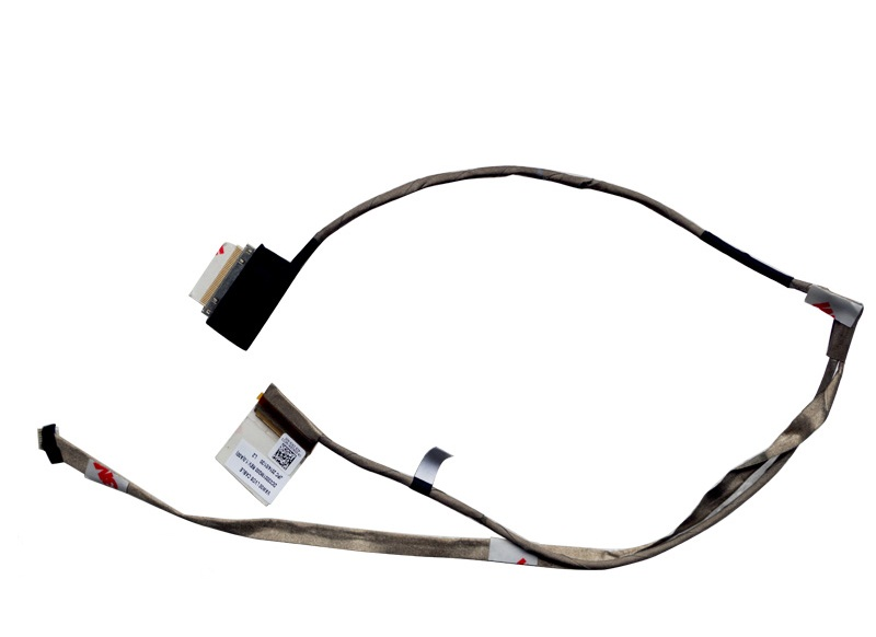 WZSM NEW Laptop LCD LVDS video cable for Dell Inspiron 15 3521 3537 5535 5537 P/N: dc02001si00 dc02001nk00 new notebook laptop keyboard for dell inspiron 15 3521 3531 3537 m531r 5535 vostro 2521 jp japanese layout