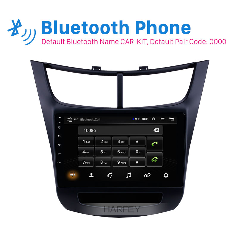 Bluetooth シボレーシボレー グラム 2015-2016