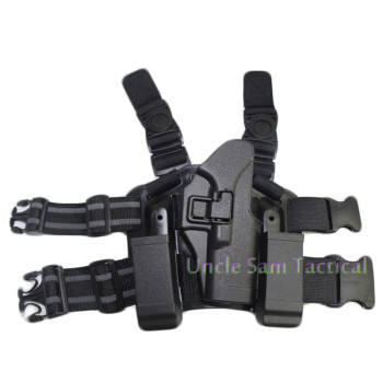 Tactical CQC Glock Leg Holster Military Combat Thigh Holster Hunting Shooting Gun Holsters For Glock 17 19 22 23 31 32