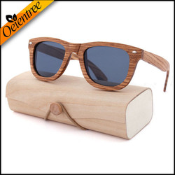 Oeientree Polarized Men's Brand Mirror Eyewear Women Handmade Original Wooden Sunglasses for Friends as Gifts 2017 Dropshipping