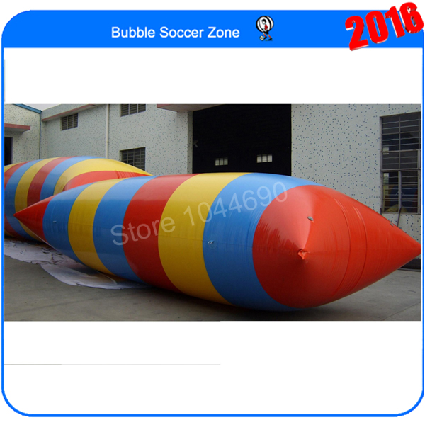 Free shipping /Free Pump 8m*3m inflatable water blob,water blob water pillow action пенал guess with jess