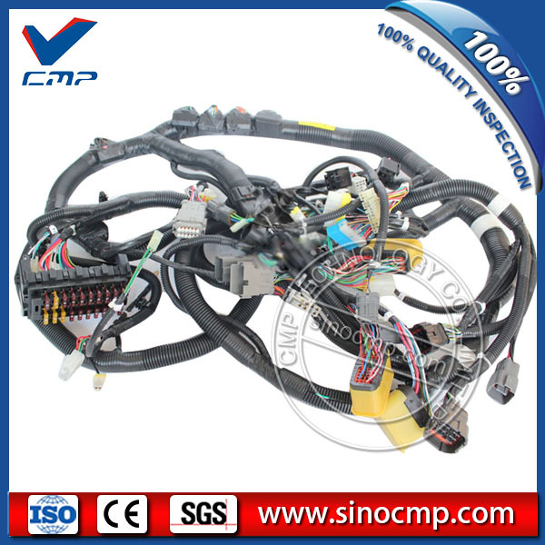 20Y 06 71512 Excavator wiring harness for Komatsu PC200 7 PC220 7-in Wire Harness Inspection Equipment on safety inspection, respirator inspection, pipeline inspection, equipment inspection, housing inspection, food inspection, fall protection inspection,