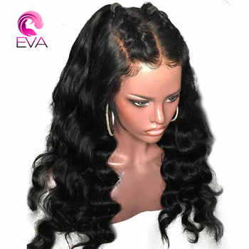 4.5x4.5 Silk Base Full Lace Human Hair Wigs Pre Plucked Hairline With Baby Hair Brazilian Body Wave Silk Top Wigs EVA Remy Hair - DISCOUNT ITEM  40% OFF All Category