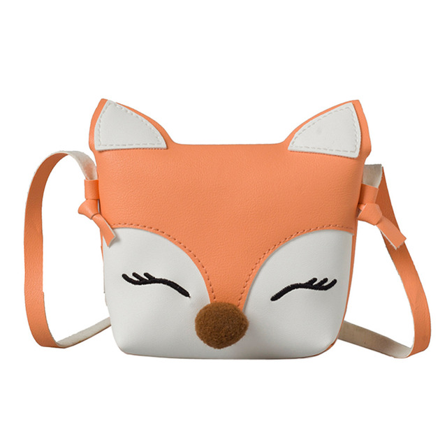 Novelty Kids Girl Cartoon Mini Messenger Bags Lovely Cute Coins Purse  Shoulder School Crossbody Bag Baby 9e8323fef5d79
