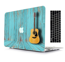 Pattern Protective Hard Shell Case Rubberrized Keyboard Cover Skin Set For 11 12 13 15″Apple Macbook Air Pro Retina Touch Bar DC
