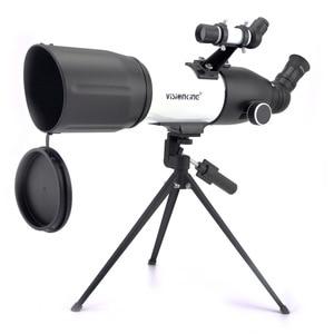 Image 1 - Visionking CF 80400 ( 400/ 80mm ) Monocular Refractor Space Astronomical Telescope Spotting Scope Saturn Ring Jupiter Moon Scope