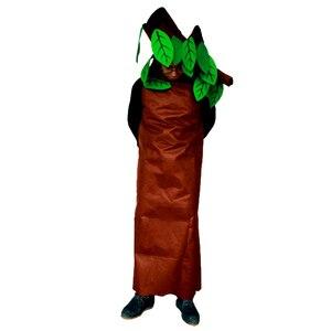 Image 2 - Volwassenen en Kids Halloween Party Groen Kostuums kinderen Bomen Cosplay Kleding Party Kostuum Familie Pak