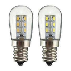 LED Bulb E12 2W AC220V 3014SMD