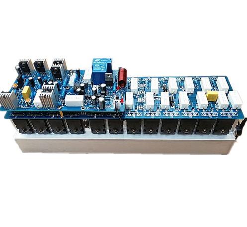 Amplifier Hearty Kaolanhon New 24pcs C5200 A1943 Power Tube Jrc5532d Op Amp Assembled 1300w Powerful Amplifier Board Highly Polished Consumer Electronics