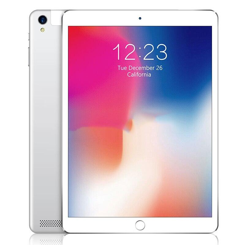 10.1 pouces Tablet Pc Octa Core 2018 D'origine puissant Android 4 GB RAM 32 GB ROM IPS Dual SIM Téléphone appel Tab Téléphone pc Comprimés