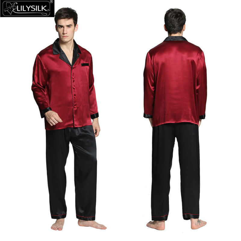1000-claret-22-momme-deep-contra-silk-pyjamas-set-for-men