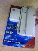 Ses Kapı Zili lntercom Evi Kapı Giriş İnterkom Sistemi