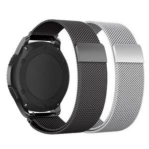 22 мм 20 мм 18 мм для Samsung Gear sport S2 S3 Frontier Classic Band huami amazfit bip ремешок huawei GT 2 galaxy watch 42 мм 46 мм