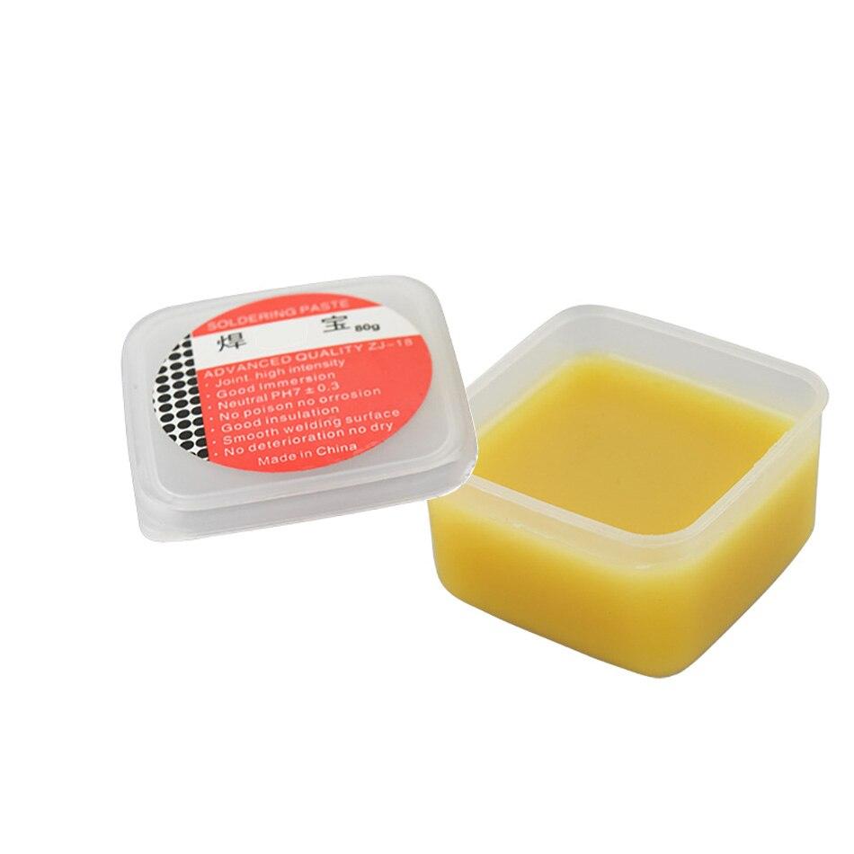 40g 5580 Rosin Flux Soldering Paste Weak Acid SMD Grease SMT IC Repair Tool PCB No-Clean Solder Paste