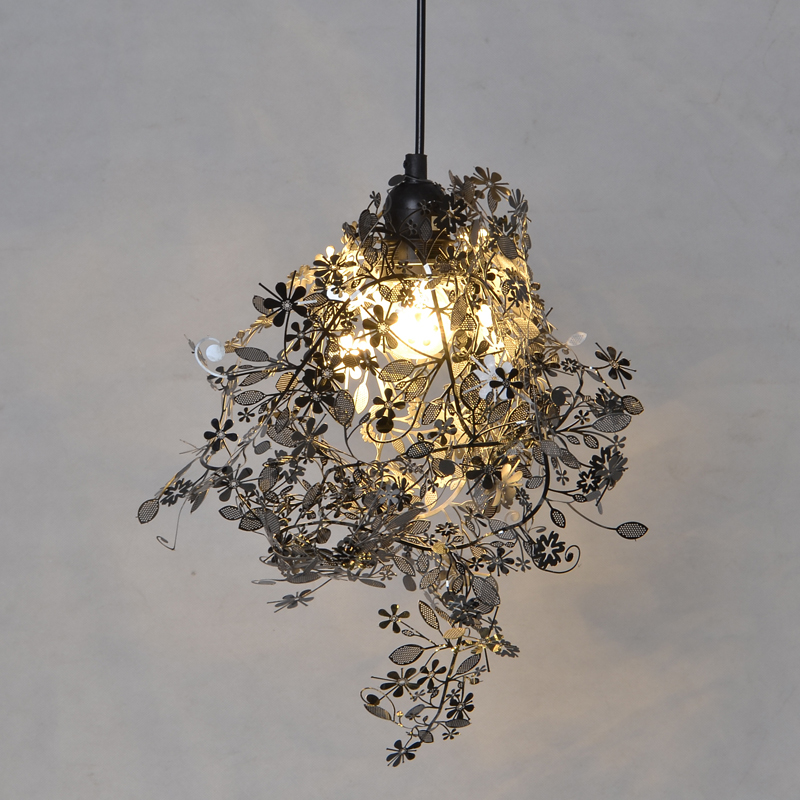 Diy Artecnica Garland Tangle Pendant Lamp Tord Boontje