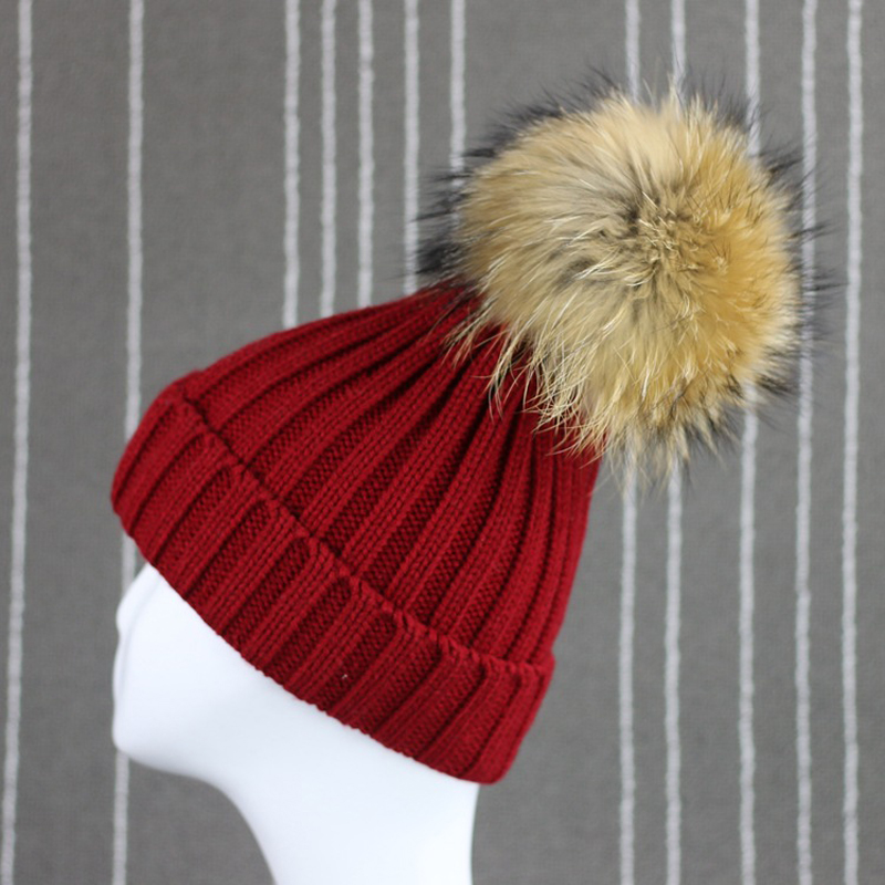 2016 autumn and winter women's hat beanie cap warm fashion wool knit cap a paternity cap girls hat male and female couple cap gift children knitting wool hat cute keep warm rabbit beanie cap autumn and winter hat with earflaps whcn
