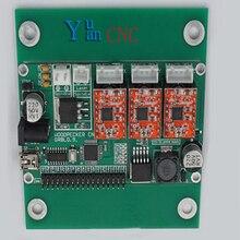 Grbl, USB порт гравировальный управления машиной, контроль 3 оси, лазерная гравировка машины доска