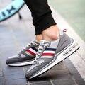 2016 Новый Человек Повседневная Обувь Спорт Мужской Досуг Ботинки на шнуровке Мужская Обувь Корзина Обувь Смешанные Color71