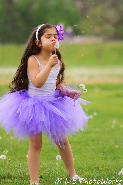 light purple tulle kids children girl tutu skirt toddler baby mini costume ball gown party ballet dance wedding pettiskirt kids