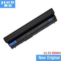JIGU 09K6P 0F7W7V 11HYV 312 1239 1446 3W2YX 451 11702 11980 Original Laptop Battery For Dell E6120 E6220 E6230 E6320