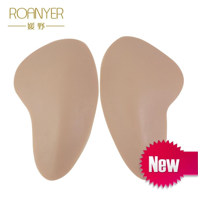 Roanyer Sexy Hip Silicone Pads Beauté Butt Lifter Amovible renforcer Faux Cul Enhancer Rembourrage Hipster Usure pour crossdresser