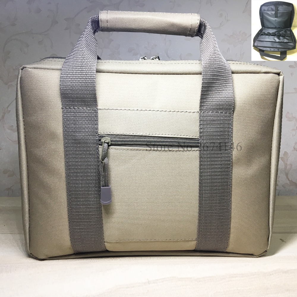 Tactical Pistol Rug Case Bag Military Left Right Handgun