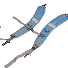 Продукт 1 пара рюкзак плечевые ремни Регулируемая Амортизация Толстая Защитная Наплечная накладка