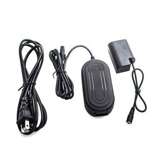 Image 4 - Adattatore di Alimentazione CA + DCC12 Dummy Batteria Accoppiatore + US/UK/AU/EU Spina per Panasonic DMC GH3 GH4 GH5 DMW DCC12 Adattatore del Caricatore