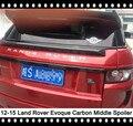 Evoque Midele Oriente Spoiler Asa Traseira Spoiler De Fibra De Carbono Carbono Sintonia Peças Accessaries Para Land Rover Evoque