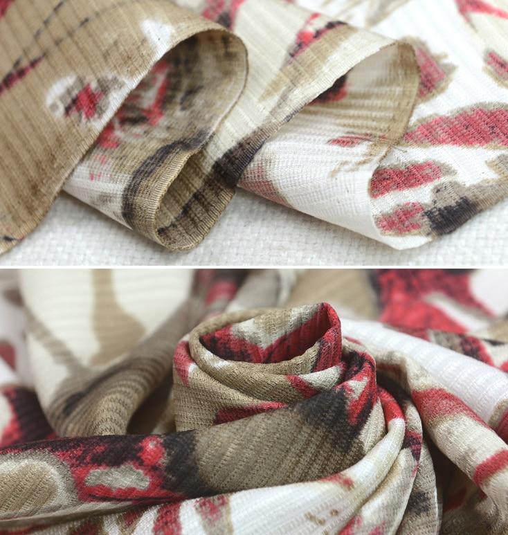 Schmetterling muster spezielle seide stoff knit weave art 100% seide ...