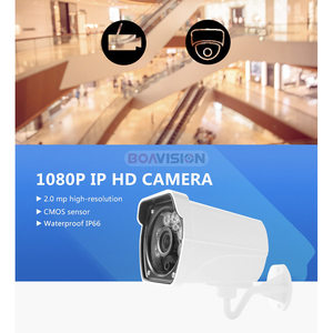 Image 2 - 2MP IP Camera Outdoor 1080P Waterproof IP66 Network HD 2.0MP 1920*1080 Night Vision IR 20M HD CCTV Camera P2P Plug Play ONVIF