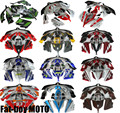 The new bike TMAX 530 TMAX530 T-MAX530 ABS plastic fairing modification shell