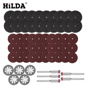Image 1 - HILDA Diamond Cutting Disc Resin Cutting Sheet Circular Saw Blade Woodworking for Dremel Mini Drill Rotary Tool Accessories