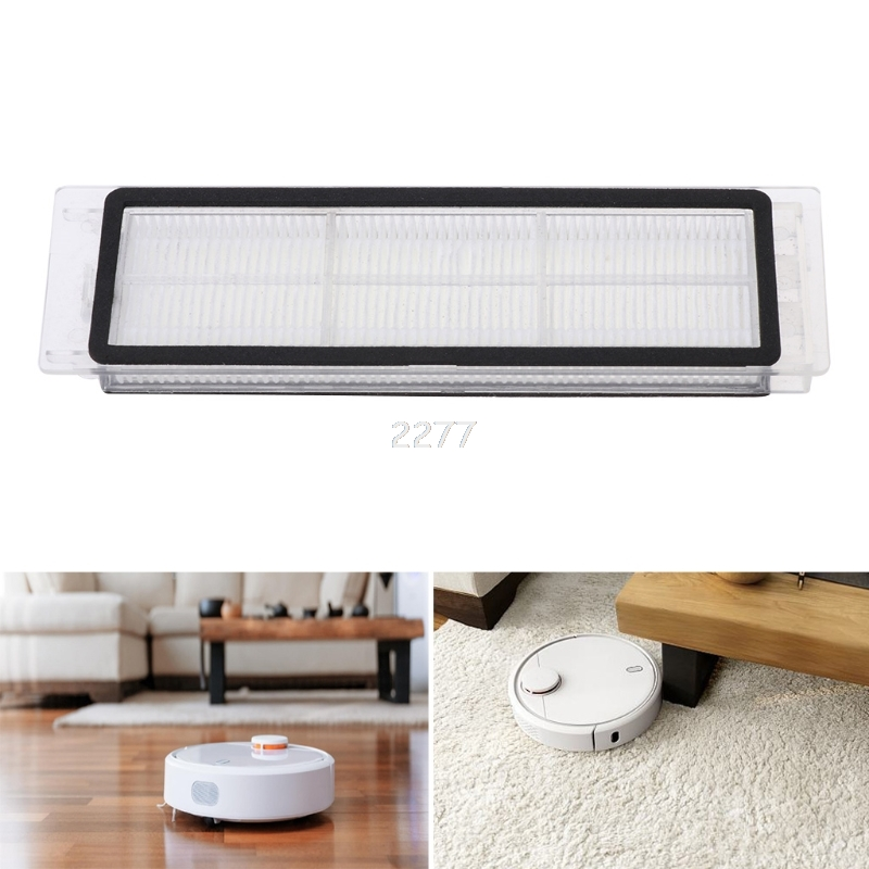 Replacement HEPA Filters Sweeping Robot Vacuum Cleaner Parts Furniture accessories  MAY03 dropshipping