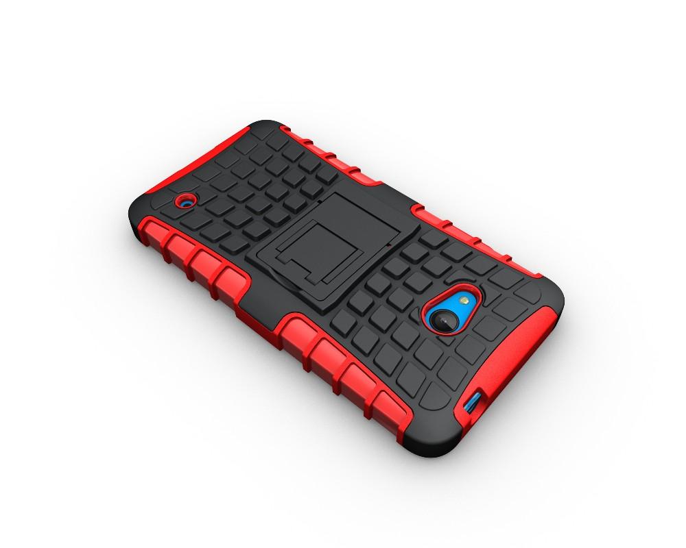 Uchwyt hybrid armor case dla microsoft lumia 650 640 635 630 case tpu obudowa odporna na wstrząsy pokrywa dla nokia lumia 635 640 650 case 47