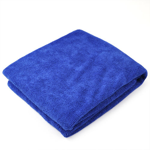 SZS Hot Microfibre Sports Travel Fitness Beach Swim Leisure Bath Towel - Blue