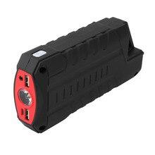 Портативный Multi-Функция cy-19 Dual USB Выход автомобиля, начиная Запасные Аккумуляторы для телефонов с Дисплей аварийного Батарея Зарядное устройство автомобиля Пусковые устройства