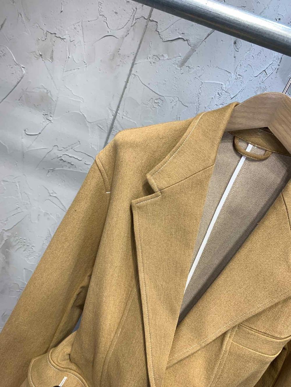 Coton En Manteau Ddxgz3 Blazer 2019 Ensembles Luxe Femmes Costumes 100 De Vintage Pantalon wnaCq0Ug6