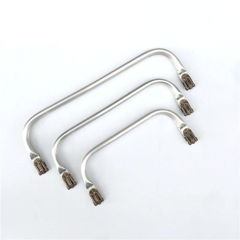 10 Inch (25cm) Doctor frame, aluminum tube Purse Frame