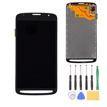 For Samsung Galaxy S4 Active i9295 i537 LCD Display touch screen with digitizer assembly +Tools Grey