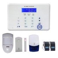 GSM PSTN 433/868 мГц системы сигнализации для охранных