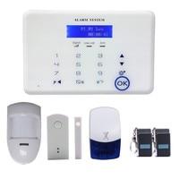 Pstn gsm 433/868 mhz sistema de Alarme para Home Security system alarm system alarm gsm systems security home -