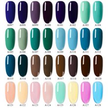 RBAN NAIL 7ml Gel Polish Nail Art Set For Manicure Soak Off White Primer Semi Permanent UV Hybrid Lacquer