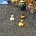 100 шт 8 мм бронза/серебро/золото цвет выбрать cap кулон разъем шарик крышки ювелирных изделий аксессуары