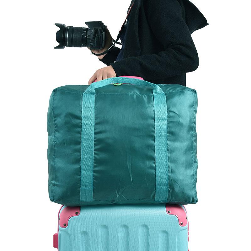 Unisex Large Capacity Travel Bag Multifunctional Fashion L Lightweight Waterproof Foldable Storage Carry Luggage Duffle Tote Bag