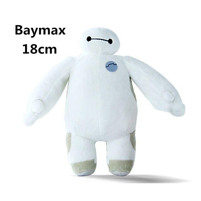Новый baymax большой hero 6 плюшевые игрушки куклы 18 см 30 см 38 см оптовая торговля розничная торговля мешок плюша подарок