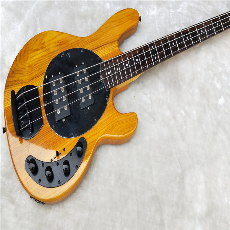 facory custom musicman ernie ball sting ray bass 4 strings electric bass guitar wholesale. Black Bedroom Furniture Sets. Home Design Ideas